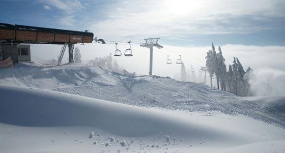 plesivec-skiareal