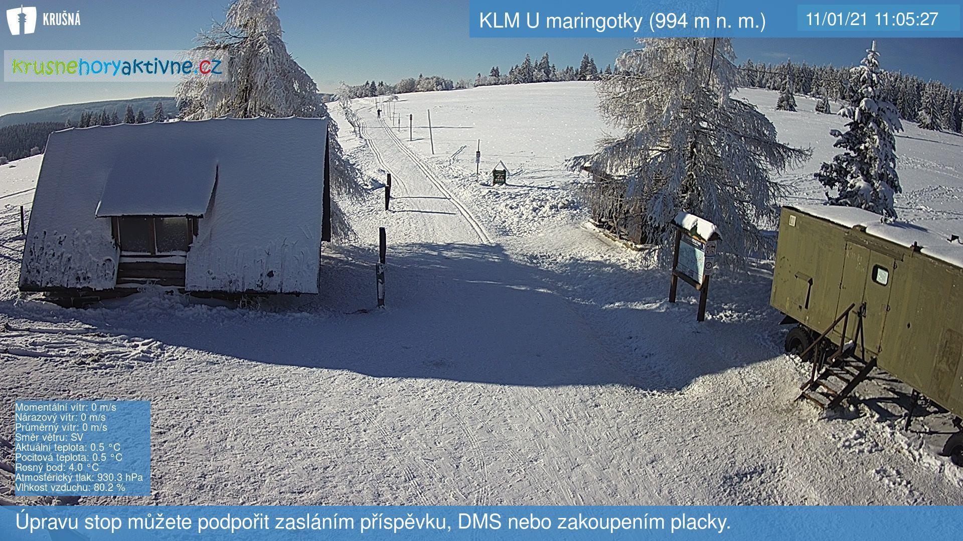 KLM u Maringotky 11.1.