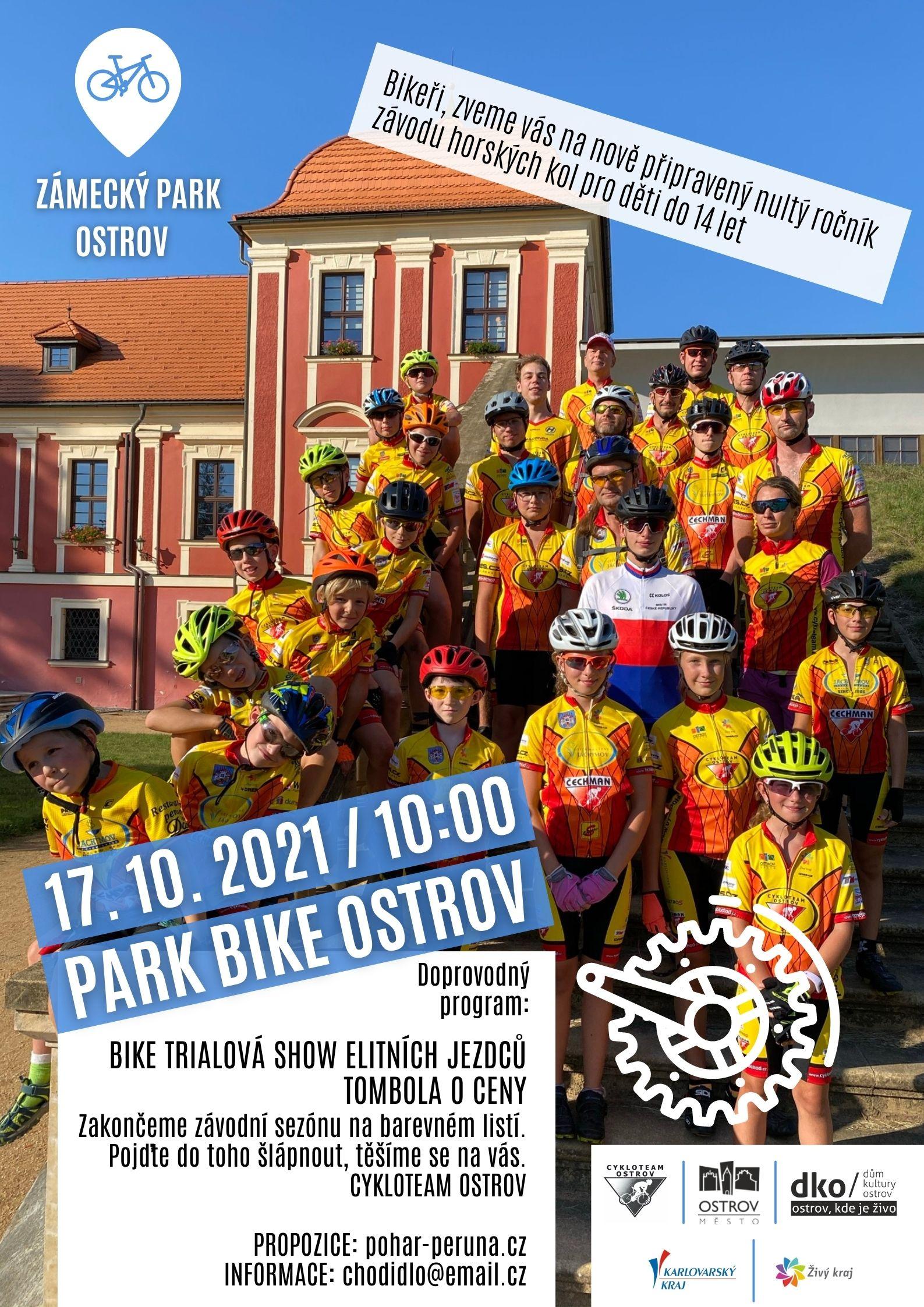 PARK BIKE OSTROV_2021
